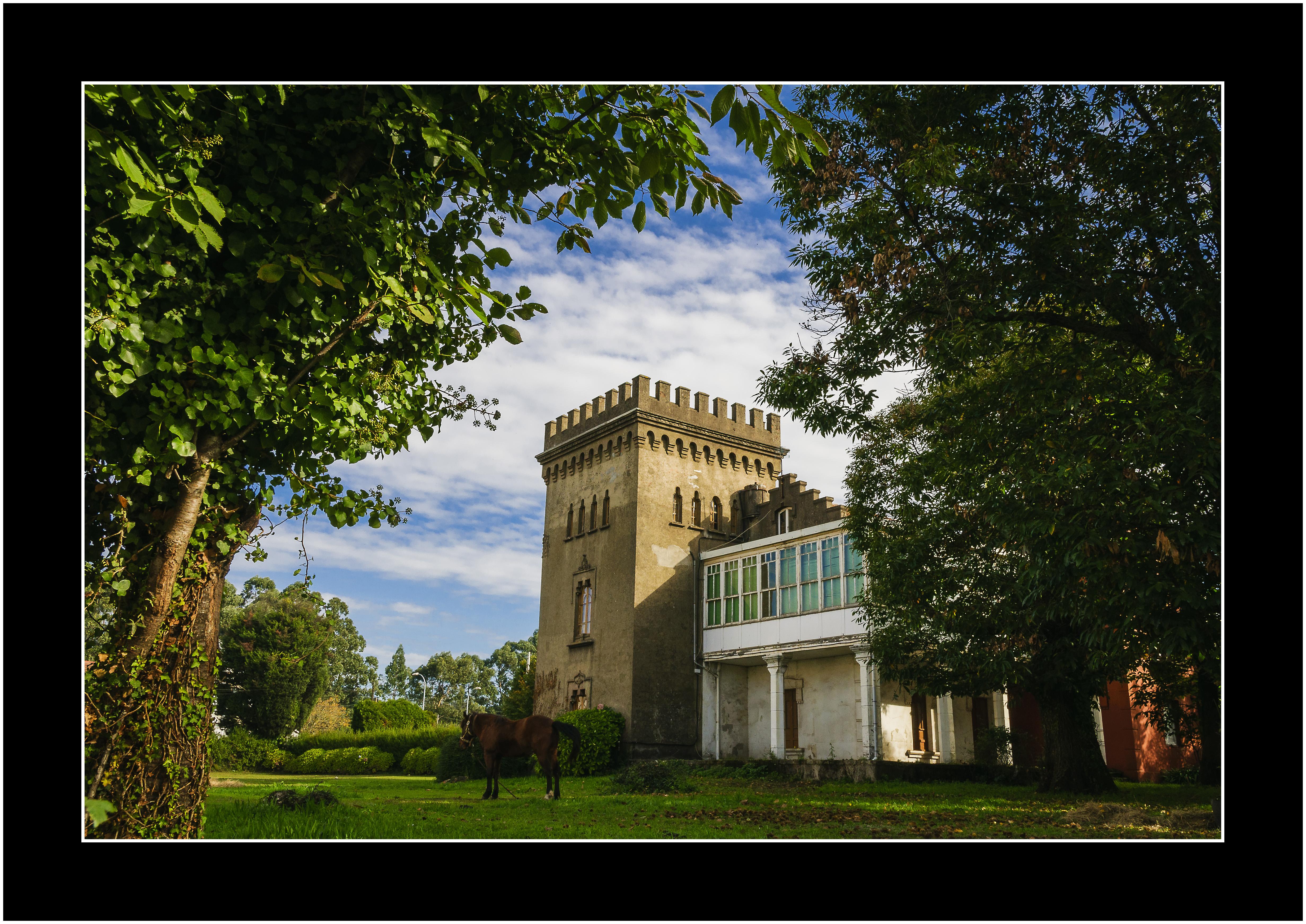 """""""Casona San Román"""" (Casa da Torre)"""