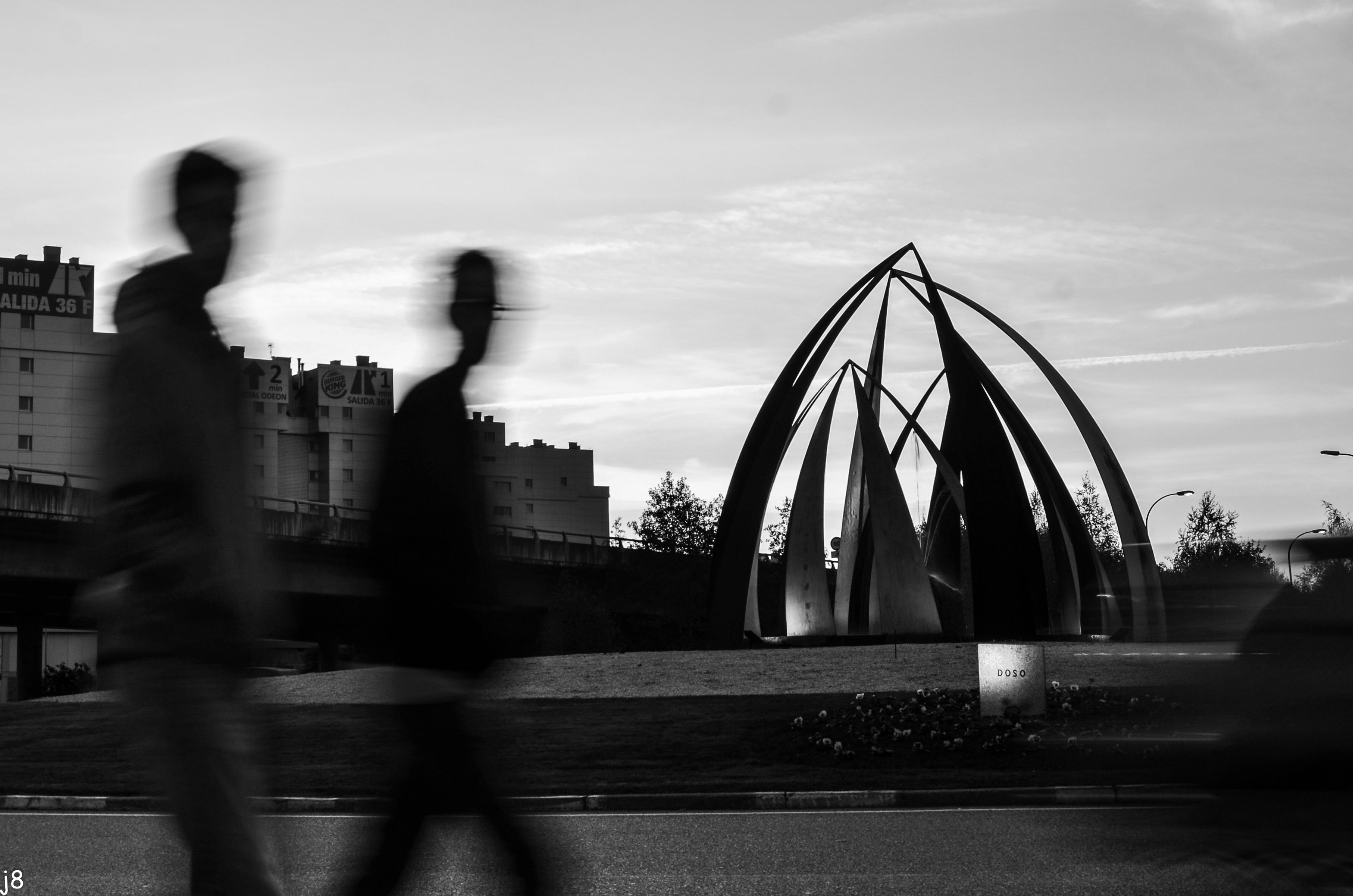 """""""Freixeiro Blues"""" é o título da imaxe presentada por Juan Casal Mera á oitava edición do Concurso de Fotografía Cidade de Narón que obtivo o primeiro premio deste certame."""