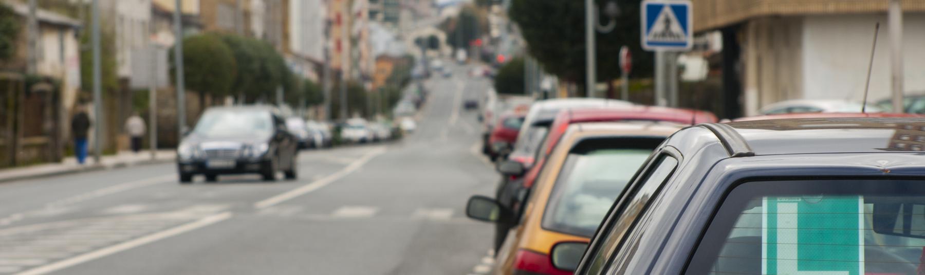 Vista da Estrada de Castela