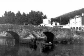 Puente del río Xuvia