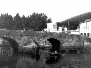 Ponte do río Xuvia