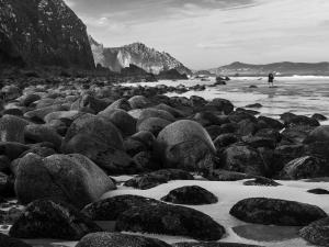 """Camiño á Lopesa. Imaxe seleccionada no VII Concurso de Fotografía """"Cidade de Narón"""". Autor: Javier Rodríguez Farinas"""