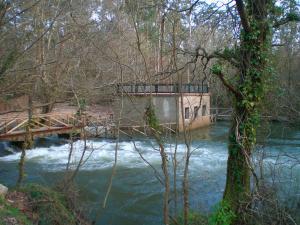 Contorna do Río Xuvia en Pedroso