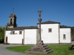 Igrexa de San Salvador de Pedroso
