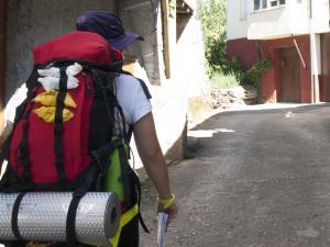 O Camiño de Santiago pasa polo Concello de Narón antes de entrar en Neda.