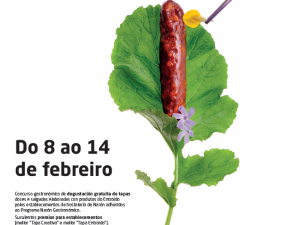 O VI Concurso de Tapas de Entroido promocionará a gastronomía local entre os días 8 e 14 de febreiro en establecementos hostaleiros da cidade