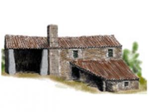 Vivenda típica galega