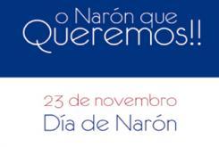 O Concello conmemorará con varios actos o vindeiro sábado o Día de Narón na Praza 23 de novembro