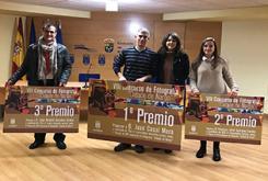 """A concelleira de Turismo entregou os premios do """"VIII Concurso de Fotografía Cidade de Narón"""""""